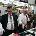 Mannheimer Maimarkt – Ministerbesuch und perfektes Steak