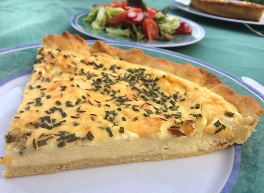 Traditionelle Rezepte: Salzkuchen nach Landfrauen Art