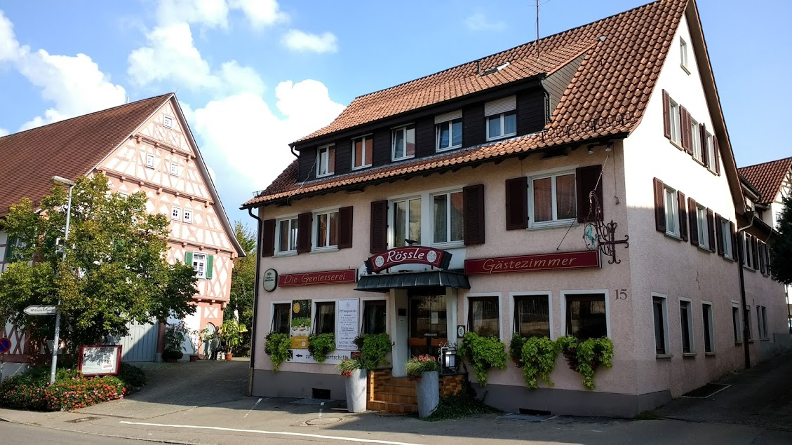 Bild 1 Gasthaus Rössle – Die Geniesserei