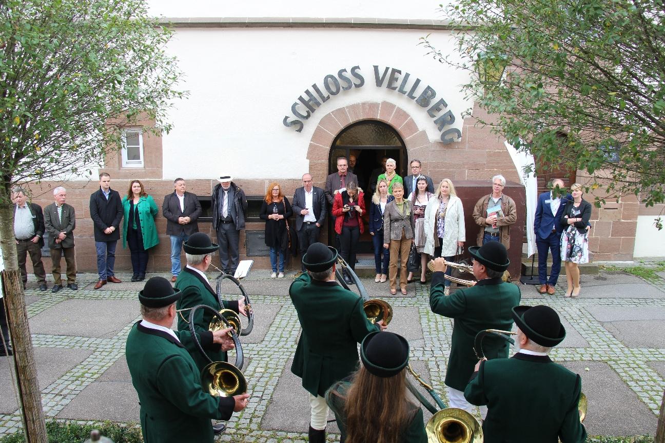 Bild Eröffnung der diesjährigen Wildwochen der 'Schmeck den Süden'-Gastronomen in Vellberg