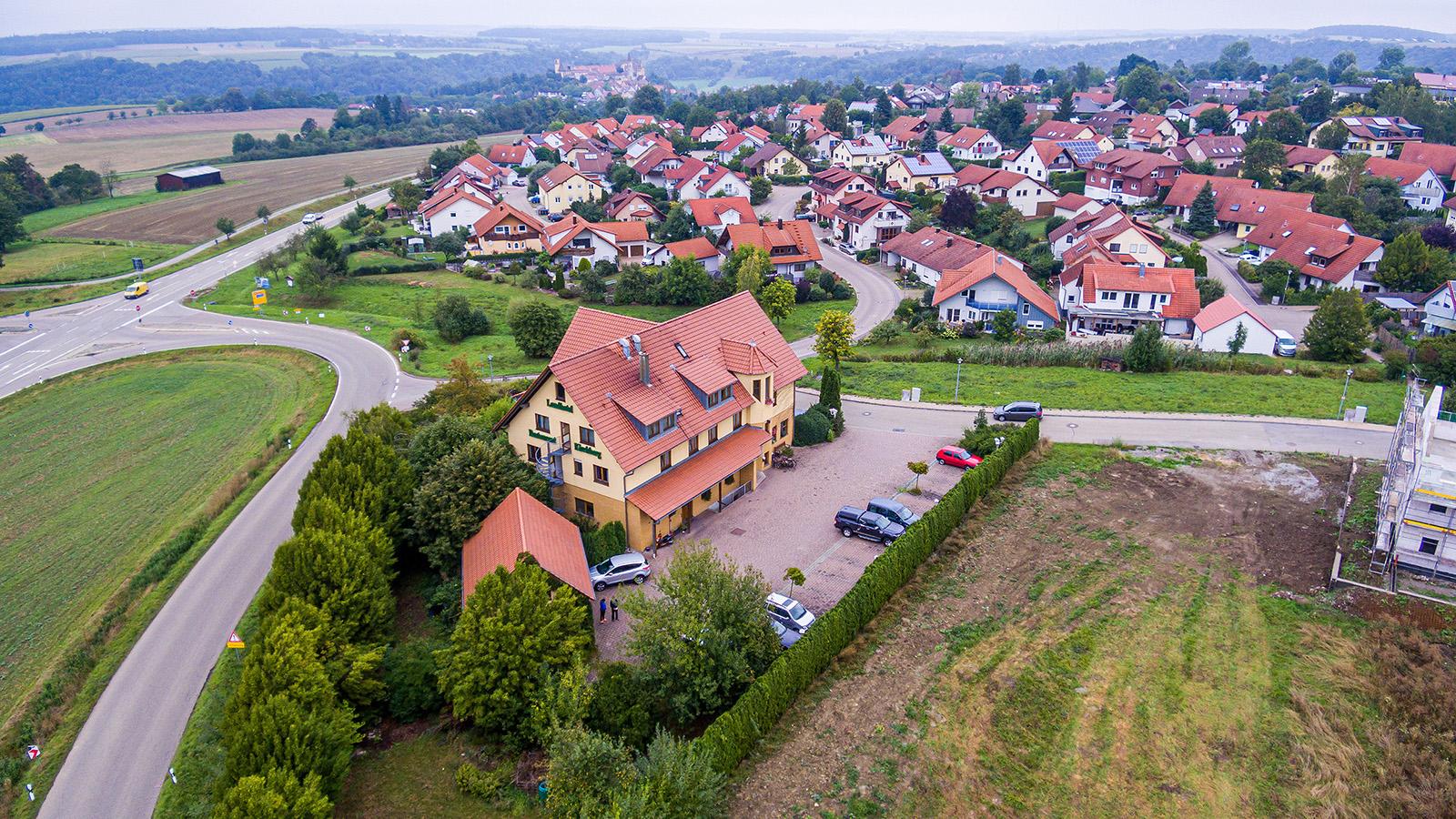 Bild 1 Landhotel Kirchberg
