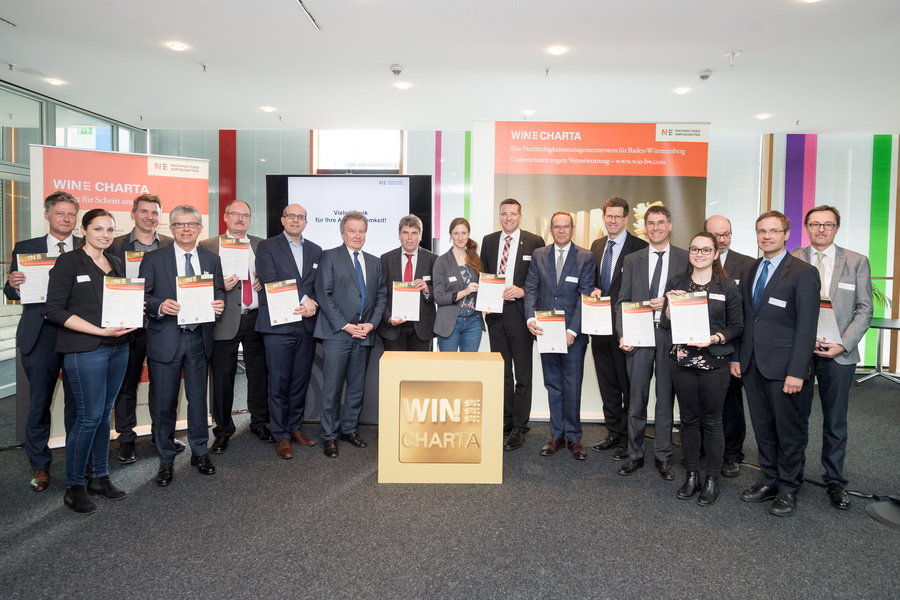 MBW verpflichtet sich zum nachhaltigen Wirtschaften