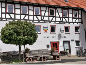 Bild 1 Gasthaus Adler Meidelstetten