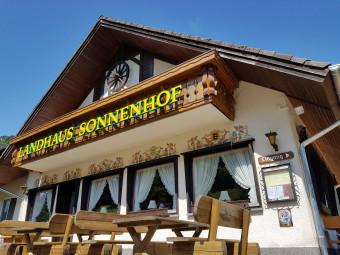 Bild 1 LANDHAUS SONNENHOF Schwarzwaldhotel & Restaurant
