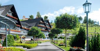 Bild 1 Relais & Châteaux Hotel Dollenberg – Restaurant Kaminstube