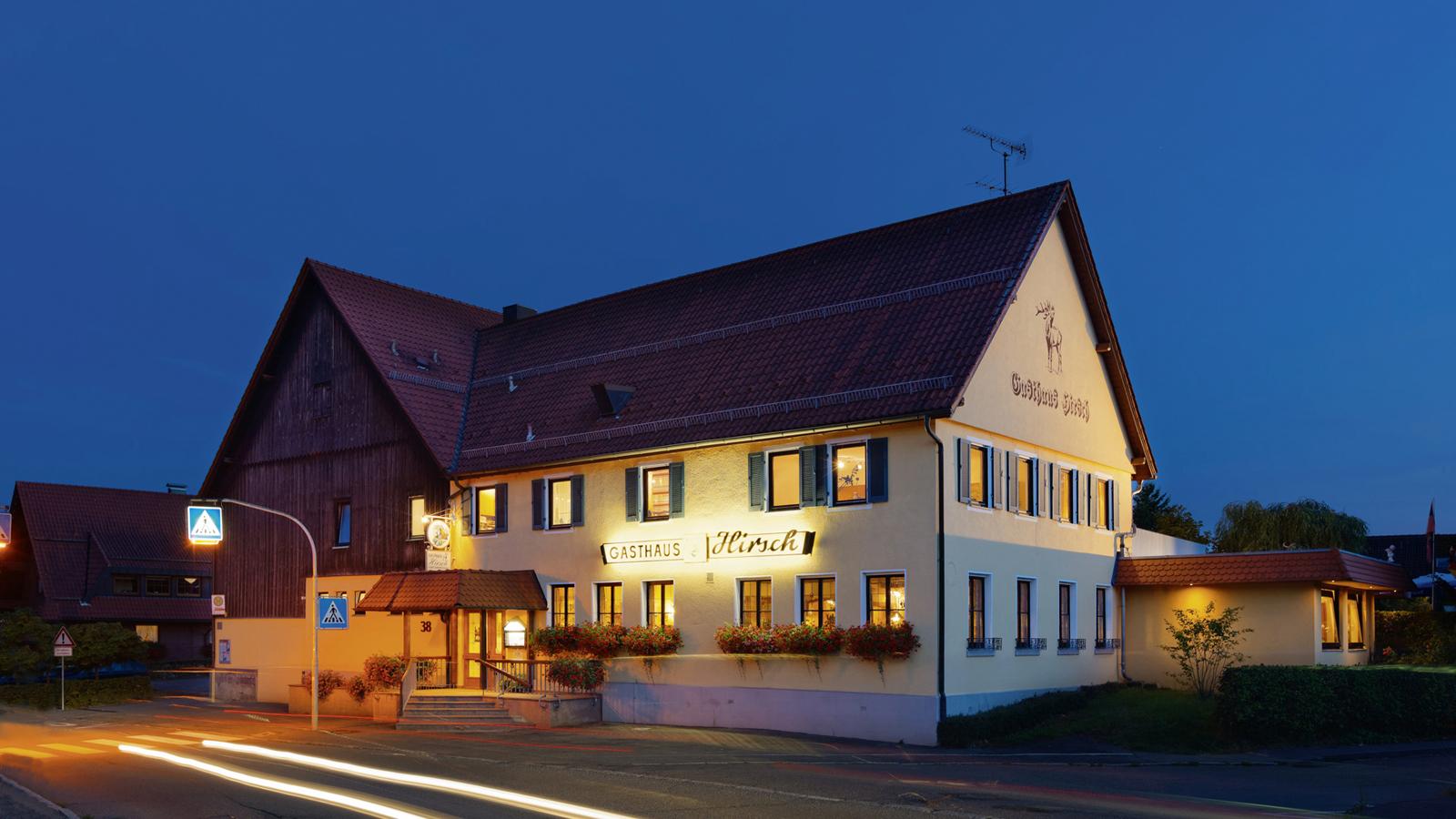 Bild 1 Gasthaus Hirsch