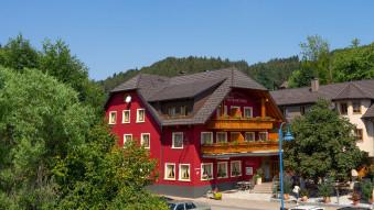 Bild 1 Gasthof Hirschen-Dorfmühle
