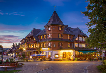 Bild 1 Hotel Schwarzwaldhof