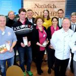 Vorstellung des neuen Genießerland Restaurantführers