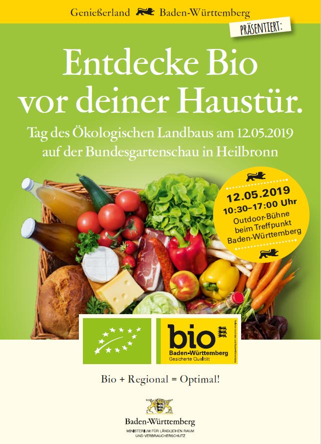 Bild Entdecke Bio vor deiner Haustür – Tag des Ökologischen Landbaus am 12.05.2019