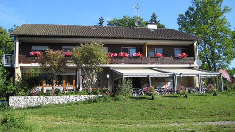 Bild 1 Wanderheim Rauher Stein