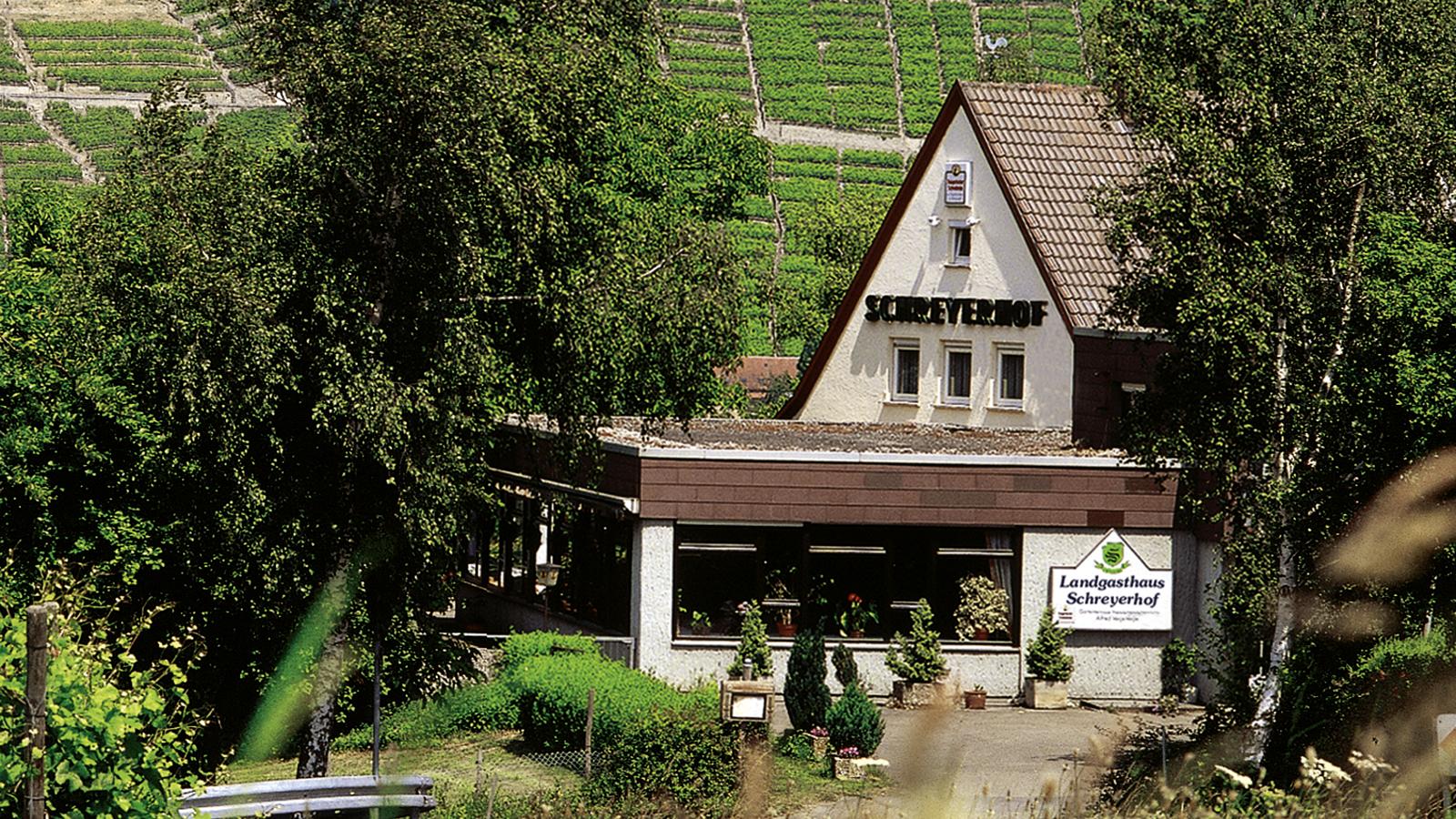 Bild 1 Landgasthaus Schreyerhof