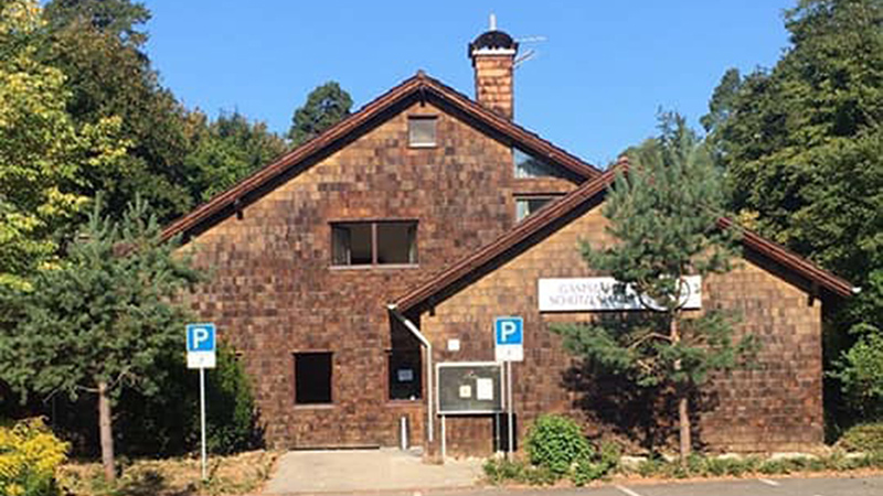 Bild 1 Schützenhaus Musberg