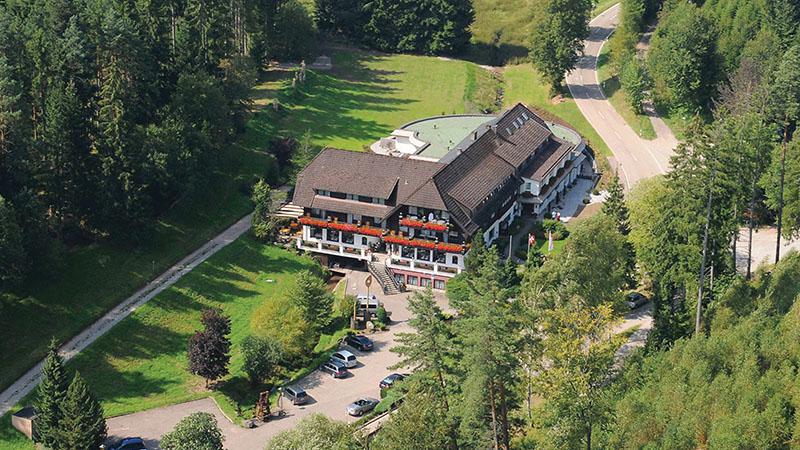 Bild 1 Naturparkhotel Waldsägmühle