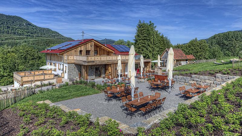 Bild 1 Traufganghütte Brunnental