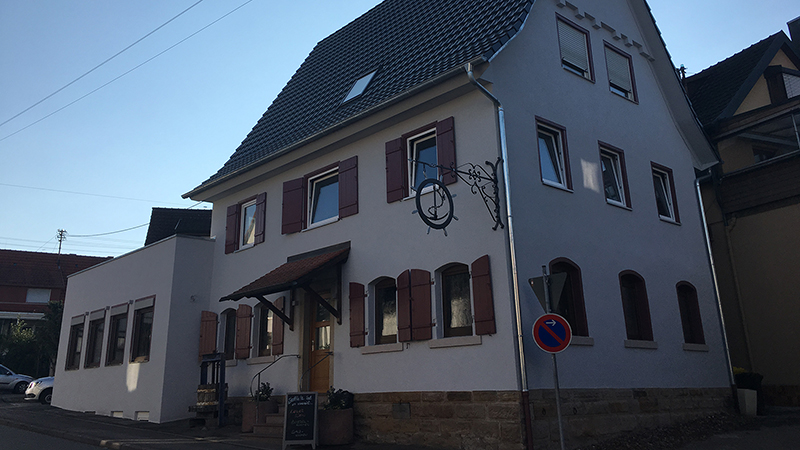 Bild 1 Restaurant Weinstube Anker