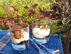 Dessert Glas