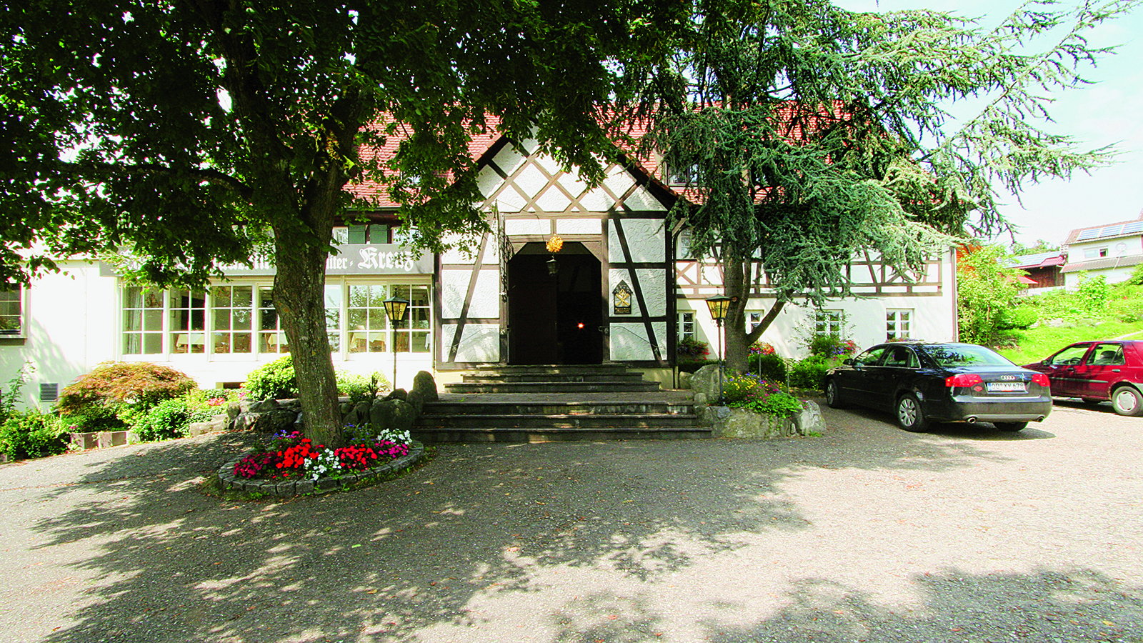Bild 1 Romantik Hotel Johanniter-Kreuz
