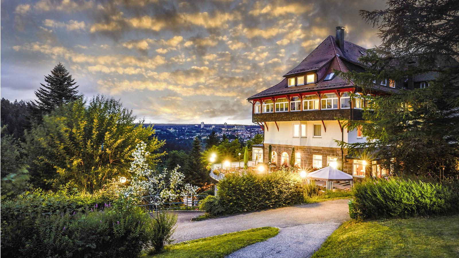 Bild 1 Hotel Teuchelwald