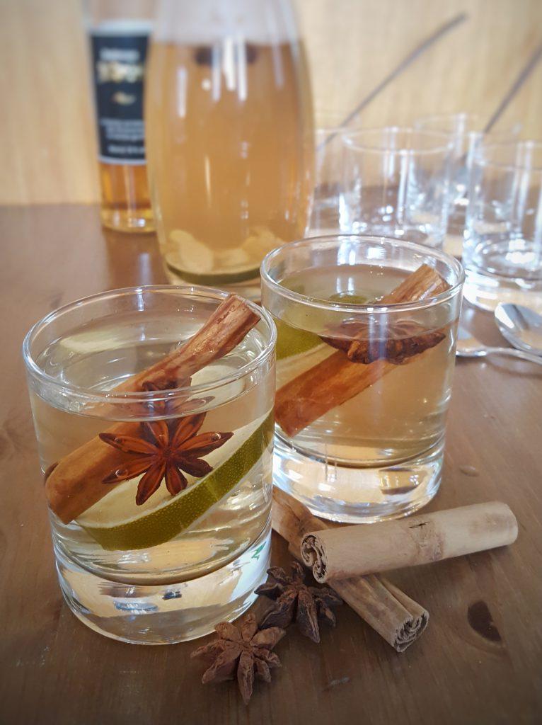 Unser heißer Silvester Tipp: Glüh-Gin
