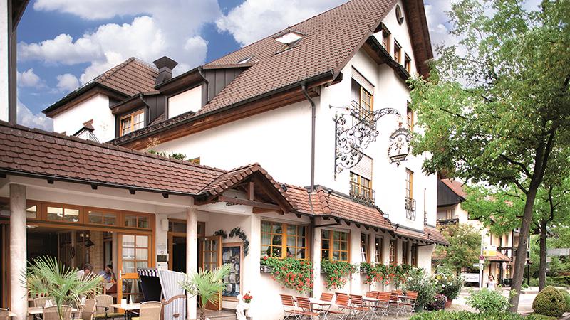 Bild 1 Kohlers Hotel Engel