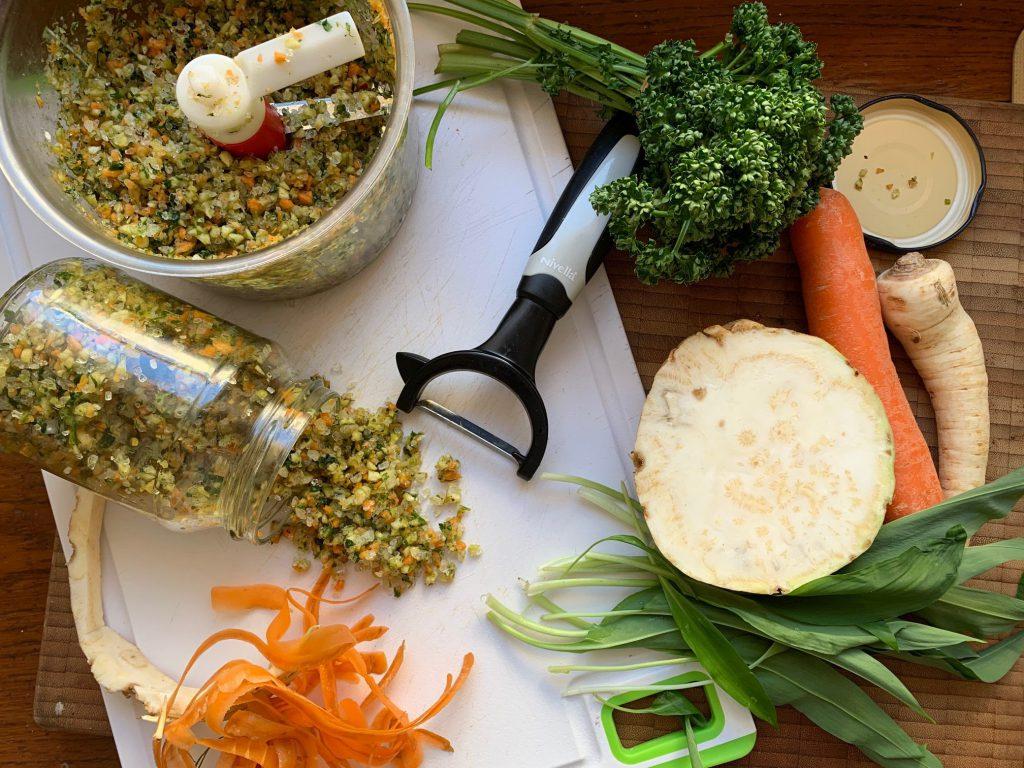 Mit Pfiff: Hausgemachtes Suppengewürz