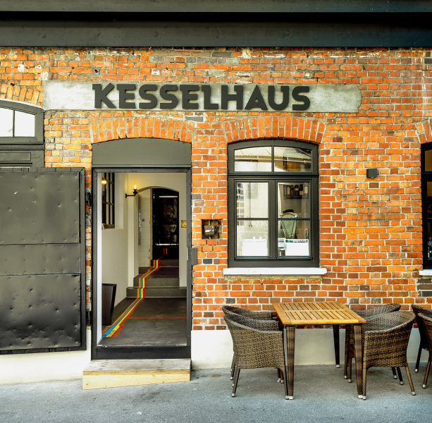 Bild 1 Bischoffs  Hotel&Kesselhaus