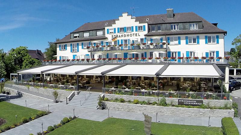 Bild 1 Strandhotel Löchnerhaus