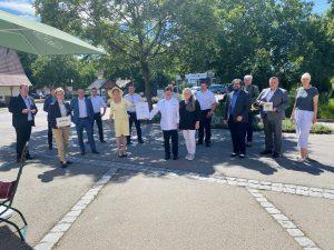 """""""Schmeck den Süden""""-Gastronomen aus Bickelsberg erhalten 3- Löwen Auszeichnung"""