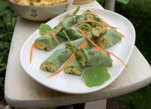 Lupinen-Hummus