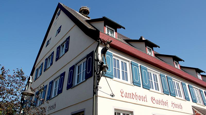 Bild 1 Landhotel Gasthof zum Hirsch