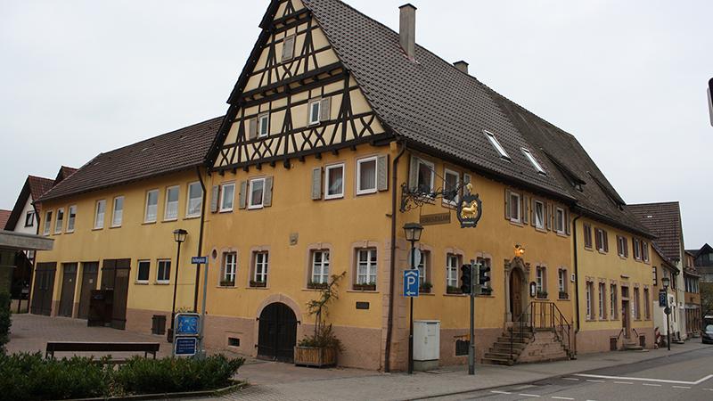Bild 1 Gasthaus zum Lamm