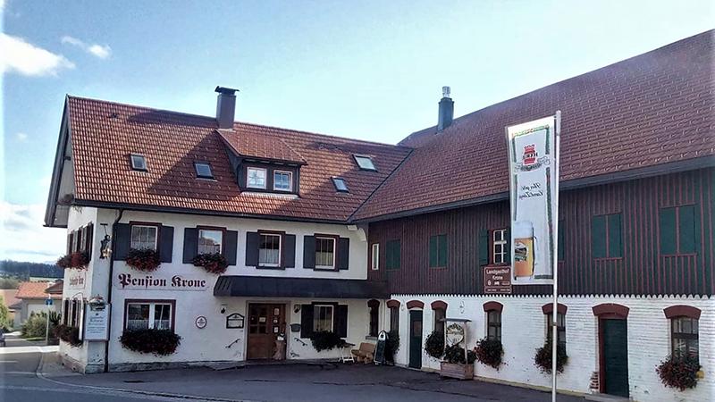 Bild 1 Landgasthof Krone