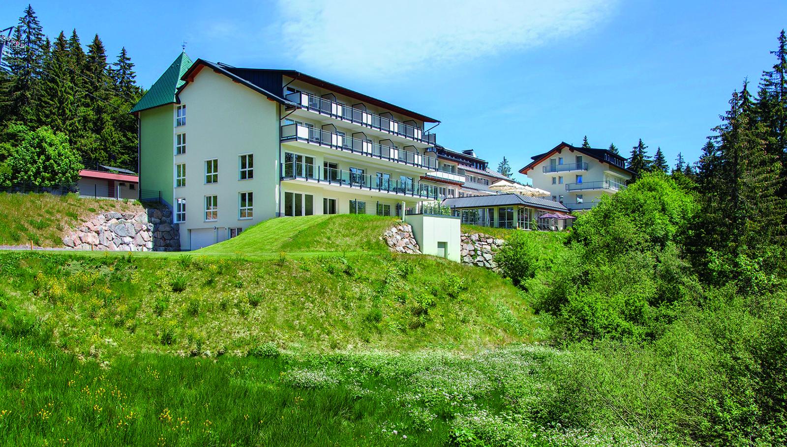 Bild 1 Belchenhotel