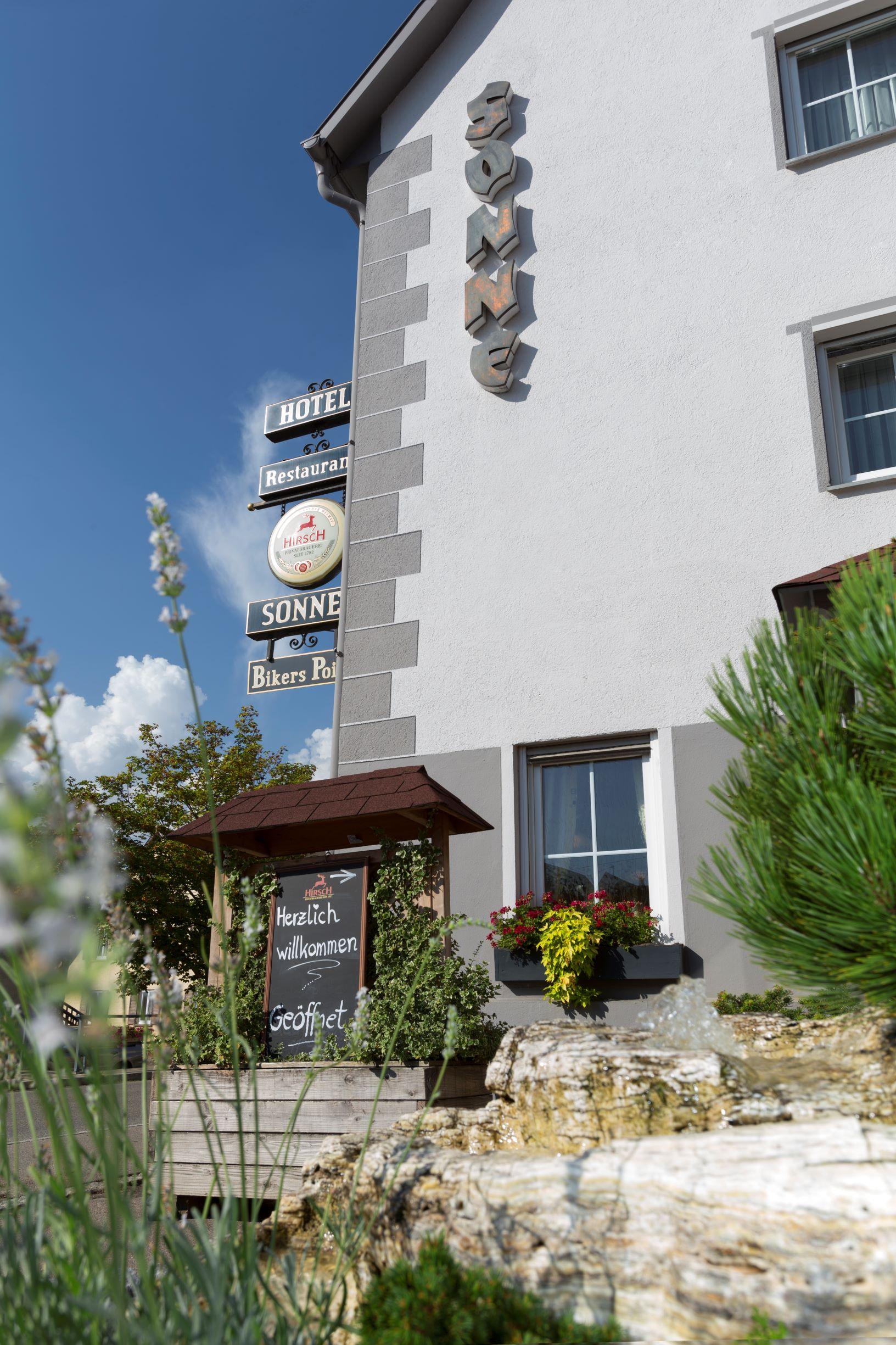 Bild 1 Gasthaus Sonne