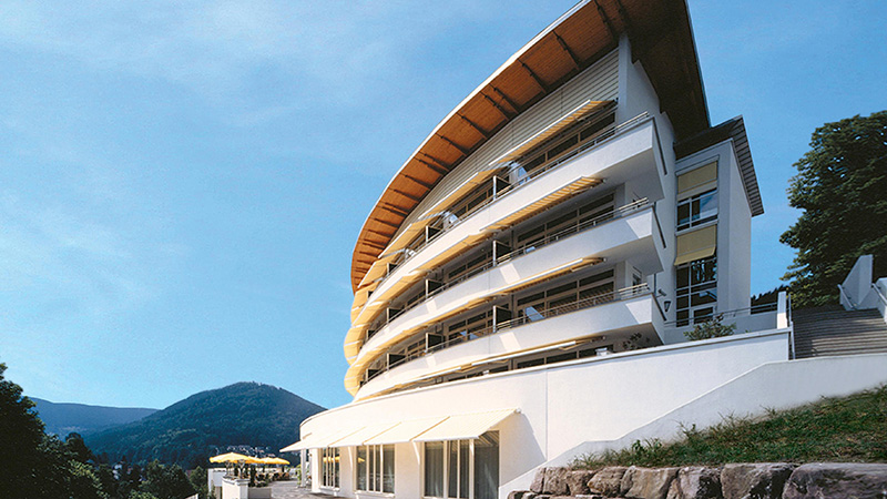 Bild 1 Schwarzwald Panorama Hotel
