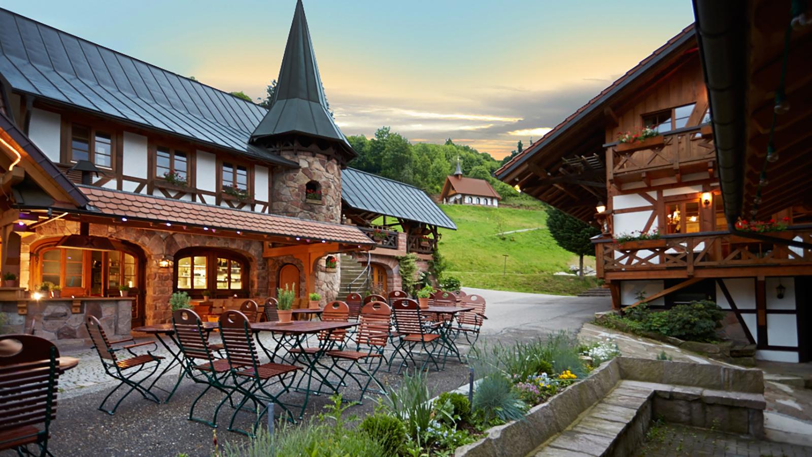 Bild 1 Hotel Spinnerhof