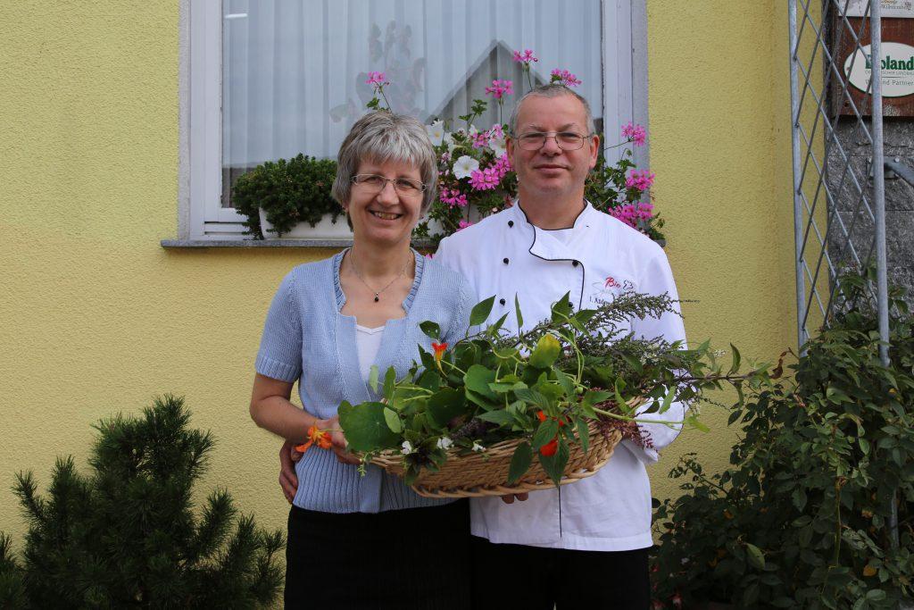 """""""Schmeck den Süden. Baden-Württemberg""""-Gastronom: Bioland Restaurant Rose"""