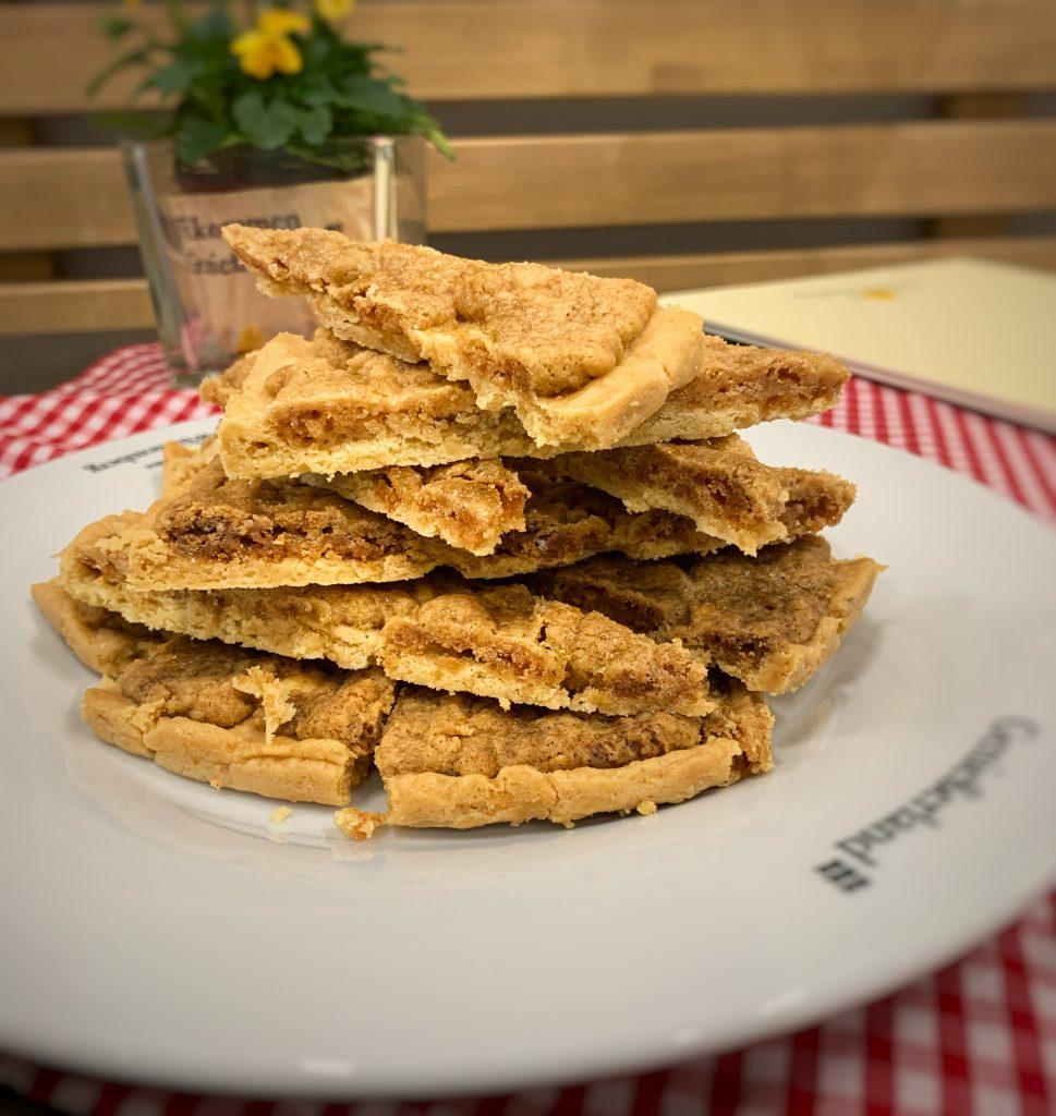 Kulinarische Raritäten: Freiburger Mehlrost-Kuchen